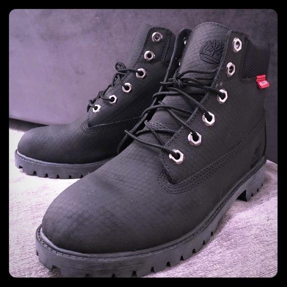 Timberland Shoes - Timberland 6-inch Premium Waterproof Helcor Black